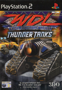 World Destruction League Thunder Tanks