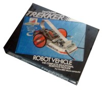 Trekker Robot Vehicle from Clwyd Technics