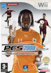 PES 2008 (French)