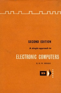 A Simple Approach to Electronic Computers