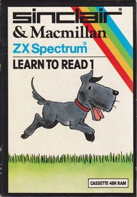 Learn to Read 1