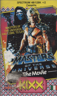 Masters Of The Universe - The Movie