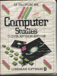 Computer Studies (O-level & CSE) (48k)