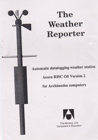 The Weather Reporter