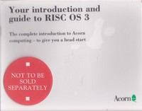 Your introduction and guide to RISC OS 3