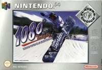 1080 Snowboarding (Players Choice)