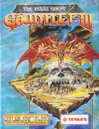 Gauntlet III The Final Quest