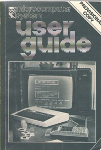BBC Micro User Guide - Provisional Copy (2)