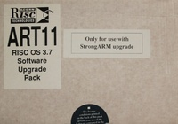 ART11 RISC OS 3.7 Software Upgrade Pack