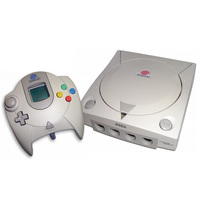 Sega Dreamcast (US Version - NTSC)