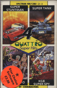 4 Quattro Super Hits