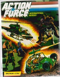 Action Force (+3)