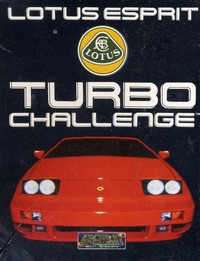 Lotus Esprit - Turbo Challenge