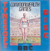 Commonwealth Games (disk)