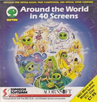 Around the World in 40 Screens (Disk)