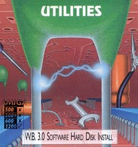 Utilities - W.B. 3.0 Software Hard Disk Install