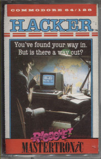 Hacker (Ricochet by Mastertronic)