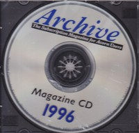 Archive Magazine CD 1996