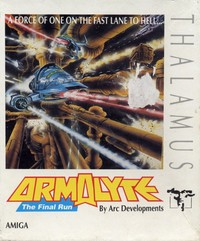 Armalyte The Final Run