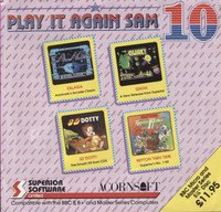 Play It Again Sam 10 (Disk)