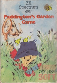 Paddington's Garden Game