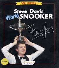 Steve Davies World Snooker