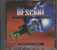 Descent: Levels of the World