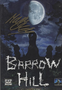 Barrow Hill (limited edition, signed by the author)