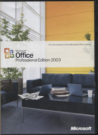 Microsoft Office Professional Editions 2003