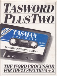 Tasword Plus Two