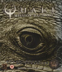 Quake Mission Pack No. 2: Dissolution of Eternity