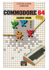Commodore 64 - Games Book