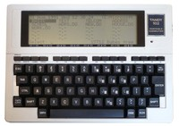 TRS-80 Model 102 Portable Computer
