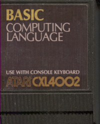 BASIC Computing Language (400/800)