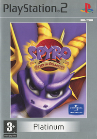 Spyro: Enter The Dragonfly (Disc Only)