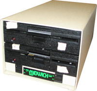 Midwich Double Disk Drive