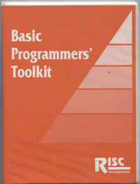 Basic Programmers' Toolkit