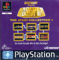 Arcade's Greatest Hits The Atari Collection 1