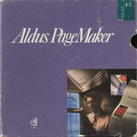 Aldus PageMaker (version 4.2)