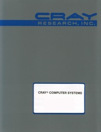 Cray Superlink/MVS Logic Library Volume 2 : Control Functional Unit