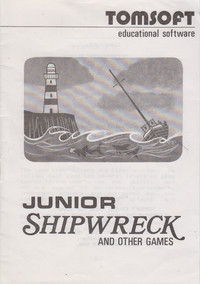 Junior Shipwreck and other games