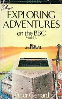 Exploring Adventures on the BBC Model B