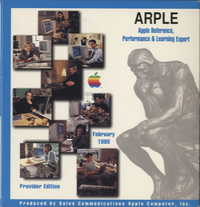 Apple Reference, Performance & Learning Expert. Provider Edition, February 1998.