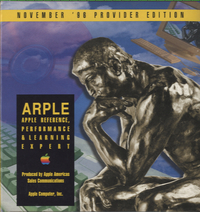 Apple Reference, Performance & Learning Expert. Provider Edition, November 1995 (case only)