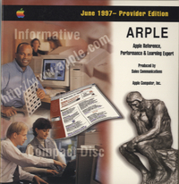 Apple Reference, Performance & Learning Expert. Provider Edition, June 1997.