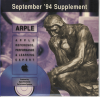 Apple Reference, Performance & Learning Expert. Supplement, September 1994.