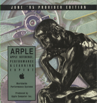 Apple Reference, Performance & Learning Expert. Provider Edition, June 1995.