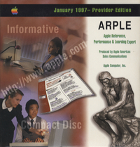 Apple Reference, Performance & Learning Expert. Provider Edition, January 1997.