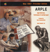 Apple Reference, Performance & Learning Expert. Provider Edition, May 1997.