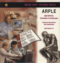 Apple Reference, Performance & Learning Expert. Provider Edition, March 1997.